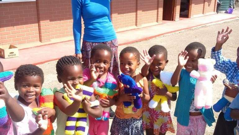 WREC Update: News from Masiphathisane Preschool