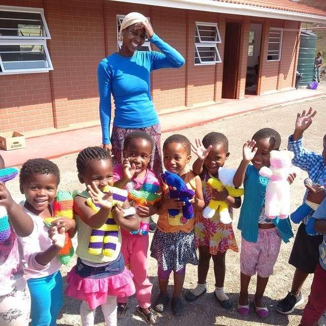 WREC Update: News from Masiphathisane Preschool