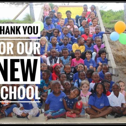 WREC Update: Zithulele Primary School opens